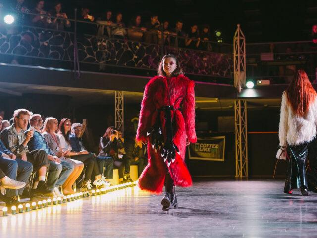 Конкурсный показ по направлению «Мода и дизайн»