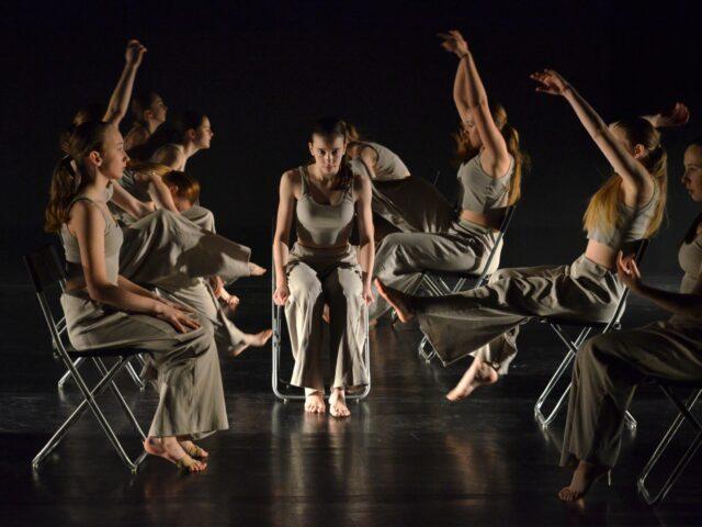Вечер «Спонтанной хореографии»
